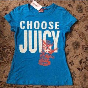 Juicy Couture CHOOSE JUICY Tshirt